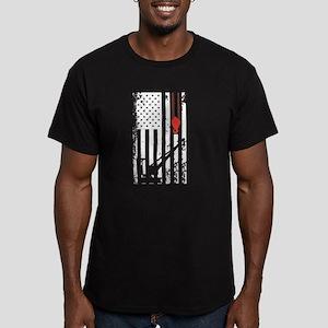 Crane Operator Flag Shirt T-Shirt