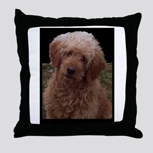 World's Cutest Dog Throw Pillow