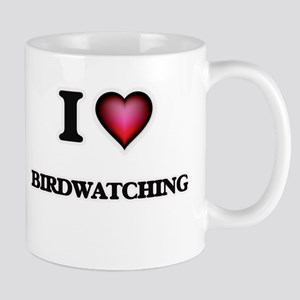 I love Birdwatching Mugs