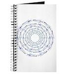 Flying Fish Ring Pattern Journal