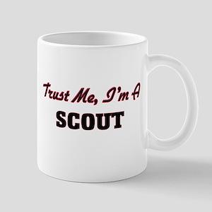 Trust me I'm a Scout Mugs
