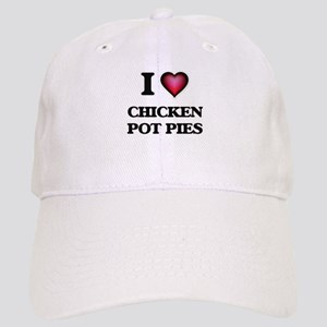 I love Chicken Pot Pies Cap