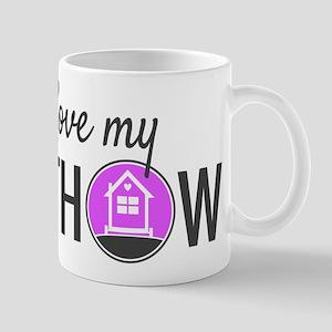 Love My Tiny House On Wheels THOW Mugs