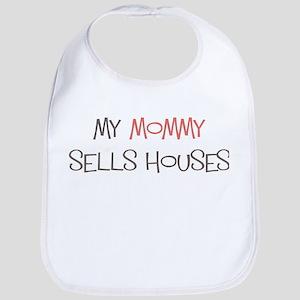 2-my mommy0001 Baby Bib
