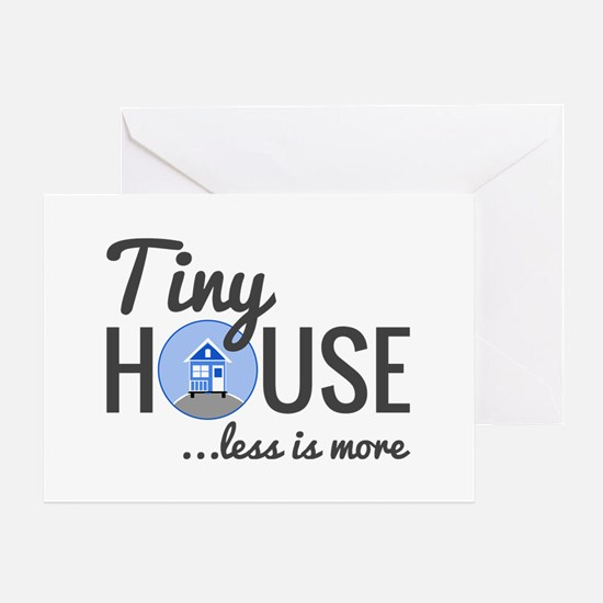 Unique Tiny Greeting Card
