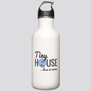 Tiny House - Less is M Stainless Water Bottle 1.0L