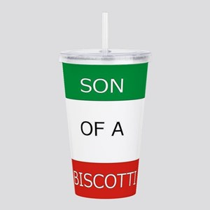 Son of a Biscotti Acrylic Double-wall Tumbler