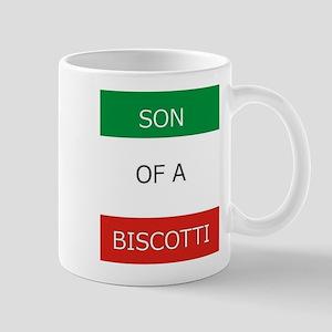 Son of a Biscotti Mugs