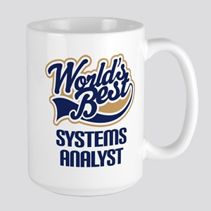 Systems Analyst (Worlds Best) Mugs
