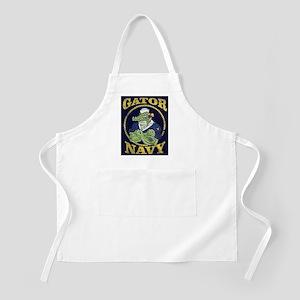 The Gator Navy Apron