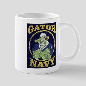 The Gator Navy Mugs