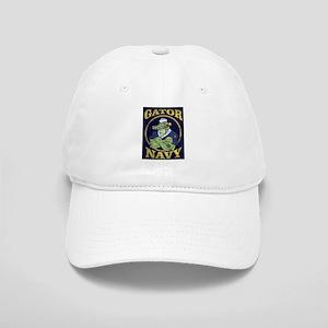 The Gator Navy Baseball Cap