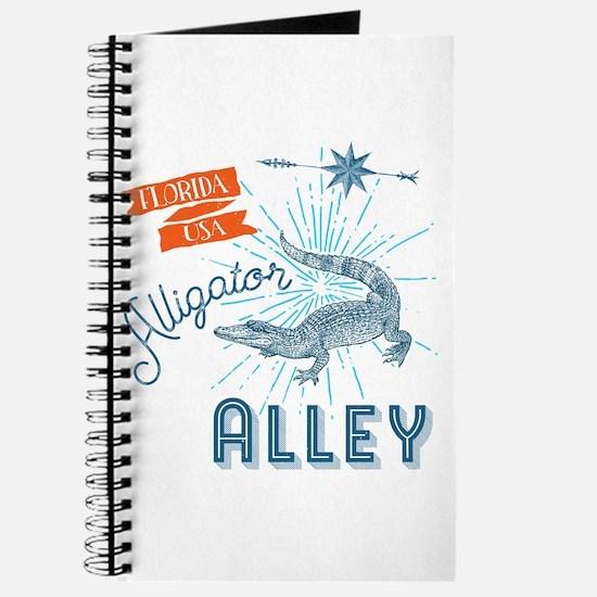 Alligator Alley Florida Everglades Journal