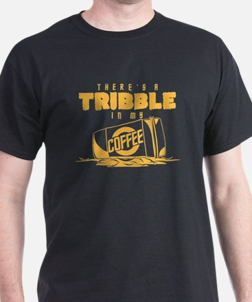 Tribble in my Coffee T-Shirt