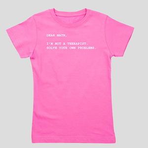 Dear Math T-Shirt