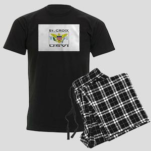 stcroixflgwht Pajamas