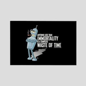 Bender Immortality Rectangle Magnet