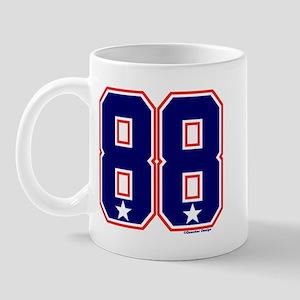 US(USA) United States Hockey 88 Mug