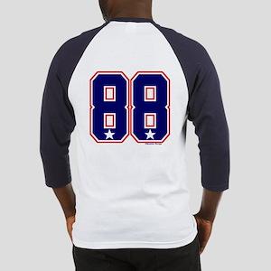 US(USA) United States Hockey 88 Baseball Jersey