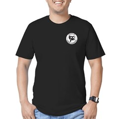 Men's Fitted Pocket Logo T-Shirt