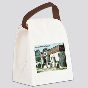 Kicks on RT66 Canvas Lunch Bag