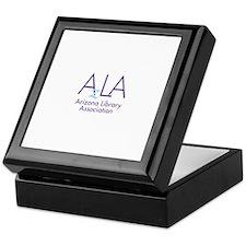 AzLA Logo Keepsake Box