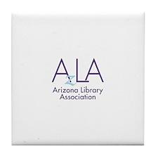AzLA Logo Tile Coaster