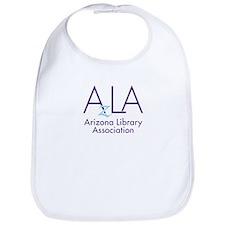 AzLA Logo Baby Bib