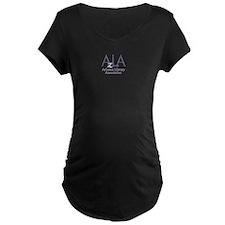 AzLA Logo Maternity T-Shirt