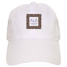 AzLA Bookshelf 1 Baseball Cap