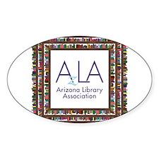 AzLA Bookshelf 1 Sticker