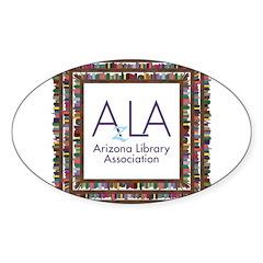 AzLA Bookshelf 1 Decal