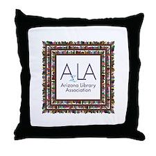AzLA Bookshelf 1 Throw Pillow