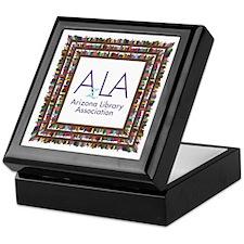 AzLA Bookshelf 1 Keepsake Box