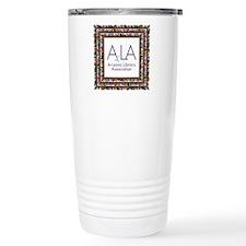 AzLA Bookshelf 1 Travel Mug