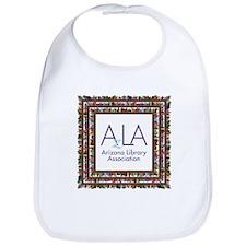 AzLA Bookshelf 1 Baby Bib