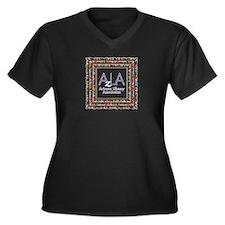 AzLA Bookshelf 1 Plus Size T-Shirt