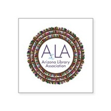 AzLA Bookshelf 2 Sticker