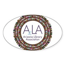 AzLA Bookshelf 2 Sticker