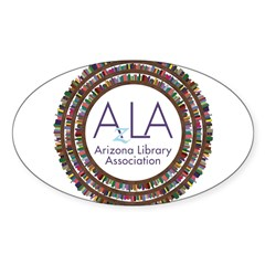 AzLA Bookshelf 2 Decal
