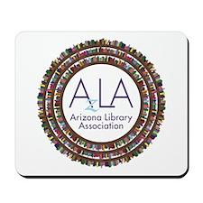 AzLA Bookshelf 2 Mousepad