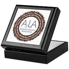 AzLA Bookshelf 2 Keepsake Box