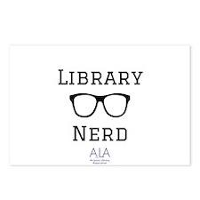 LibraryNerd AzLA Postcards (Package of 8)