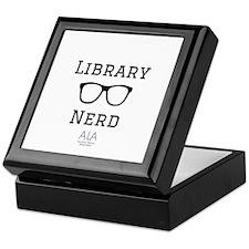 LibraryNerd AzLA Keepsake Box