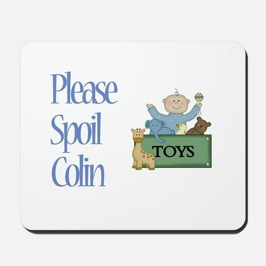 Please Spoil Colin Mousepad