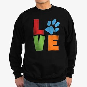 love-dog-LTT Sweatshirt