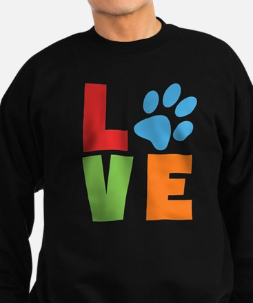 love-dog-LTT Sweatshirt