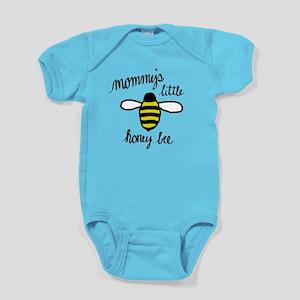 Mommy's Little Honey Bee Baby Bodysuit