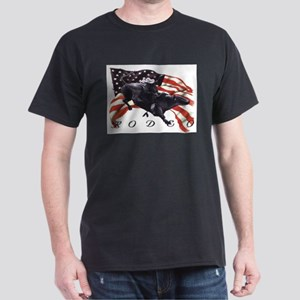 BULL RODEO Ash Grey T-Shirt