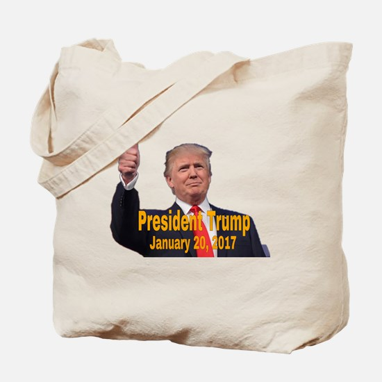 Funny Inauguration day Tote Bag